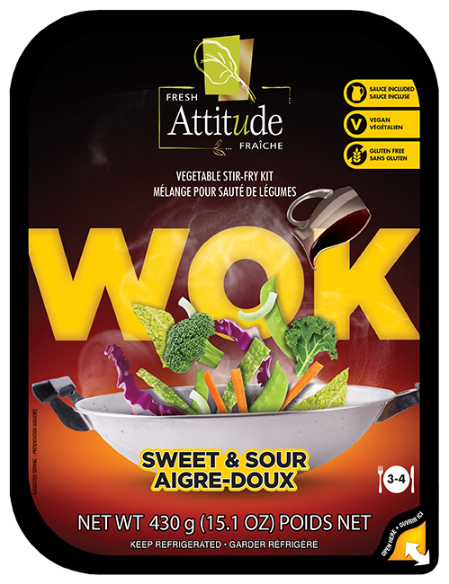 Sweet & Sour Wok Kits